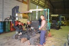 102-1農業機械については自社で整備可能
